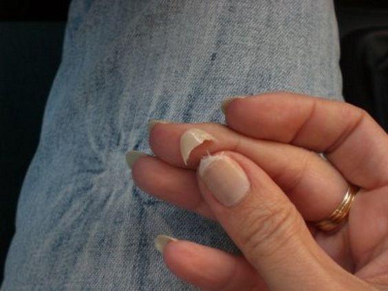 ¿Qué hacer cuando se te quiebra una uña? ¡Aquí os dejamos algunos consejos!