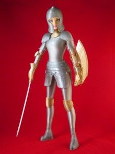 Medieval Barbie...finally! - Medieval Archives. What would King Henry VIII say?