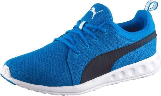 #PUMA #Carson #Mesh #Fitnessschuhe #Herren #blau