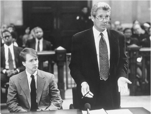 Primal Fear - a superb movie, that put Edward Norton on the Map! Richard Gere is execllent in the starring role...
