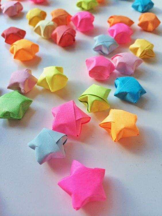 These origami stars have been on my to do list for aaaaaages. Really, if this little girl can manage them, then surely so can I! Make them. Hang them. Admire them. So pretty! And I love that it is yet another simple introduction to paper crafts for kids. All you need is some paper, cut…