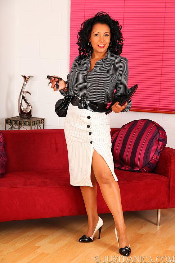 Donna ambrose aka danica collins secret wank - 4 10