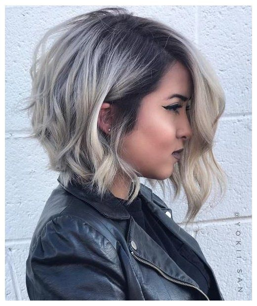 22++ Cute bob hairstyles for round faces ideas