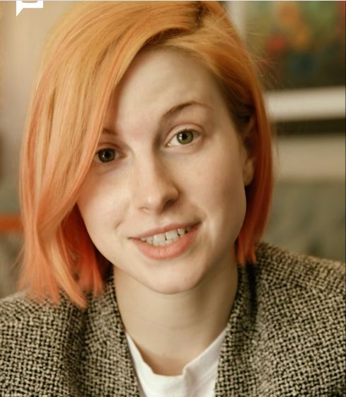 Bae Looks Good Even Without Makeup Hayley Williams