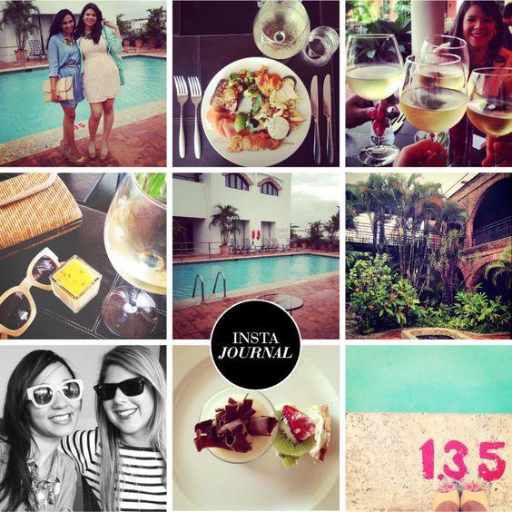 Insta-Journal | Hostal Nicolas de Ovando Zona Colonial, Santo Domingo #pool #brunch #friends #easter #DR