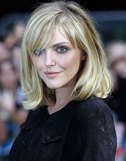 Sophie Dahl - perfectly understated makeup