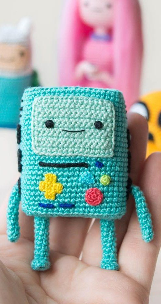Characters Archives - Amigurumi Today | 999x529