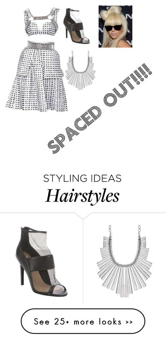 """""""Lady Gaga In space"""" by lovelivezayn12 on Polyvore featuring Alexander McQueen, Joe's Jeans and Lucky Brand"""