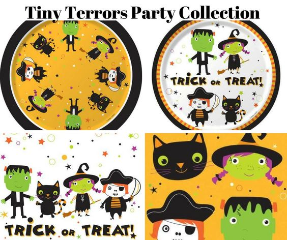 Tiny Terrors Party Collection