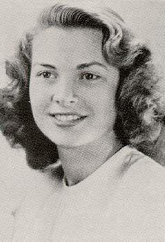 Grace Kelly - Yearbook