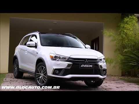 As Novidades Do Crossover Mitsubishi Asx 2019 Blogauto Youtube Painel De Carro Primeiro Carro Barbatana De Tubarao