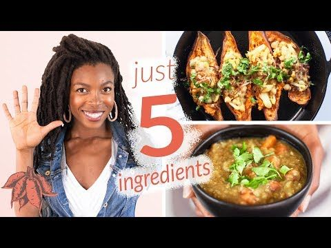 If You Re Still Eating Junk Food For Lunch And Takeout For Dinner You Re Running Out Of Excuses You Can Put Together Qu Vegan Soul Food Vegan Recipes Recipes