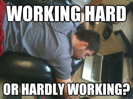 20 Hard Work Memes That Ll Get You Through The Day Sayingimages Com Work Memes Hard Work Meme Funny Memes About Work