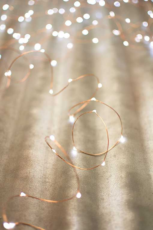 Fairy Lights, Extra Long 100 Ft, 400 LEDs, Outdoor Plug In, Cool White