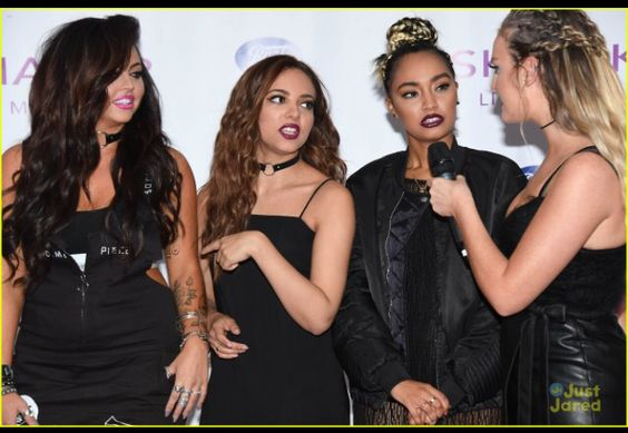 Little Mix at Wish Maker launch ❤️