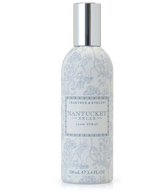 nantucket briar parfum d 39 ambiance 100ml crabtree evelyn pour la maison home pinterest. Black Bedroom Furniture Sets. Home Design Ideas