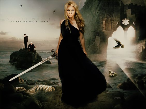 #Buffy, the Vampire Slayer. Has someone really done better?