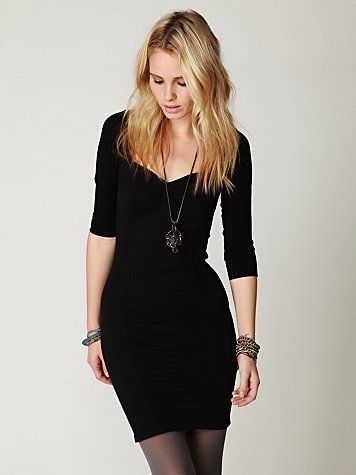 Free People Swiss Dot Seamless Slip at Free People Clothing Boutique - StyleSays