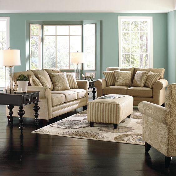 seabrooke furniture set from badcock furniture home