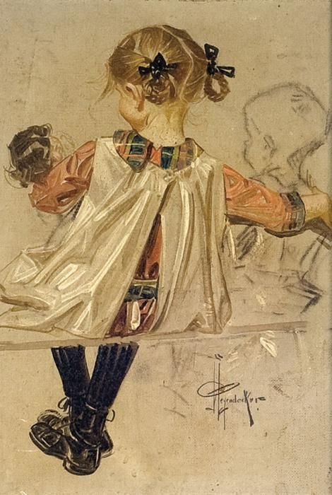 joseph christian leyendecker wallpapers - photo #6