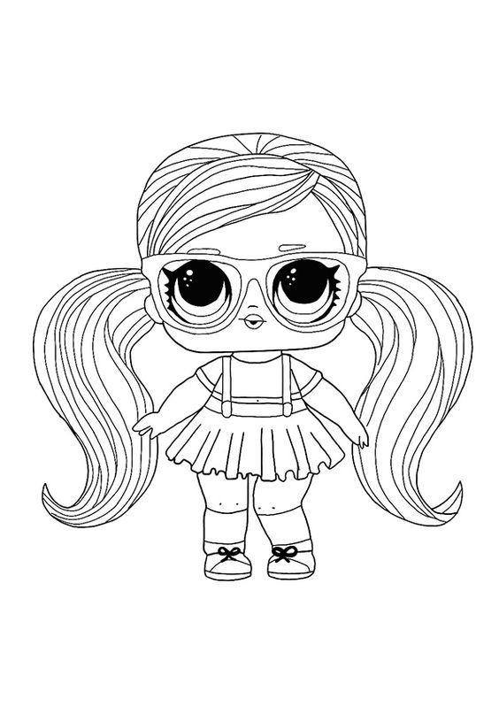 Lol Hairvibes Peanut Buttah Coloring Page Free Lol Coloring Pictures Malvorlage Einhorn Wenn Du Mal Buch Ausmalbilder