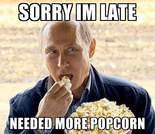 20 Popcorn Memes For When You're Just Here For The Comments |  SayingImages.com | Popcorn, Popcorn meme, Memes