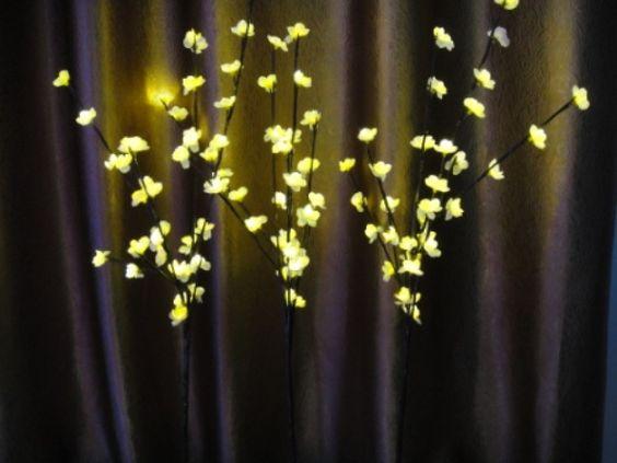 ... Christmas Flower Lights - China Led Lights, Led Christmas Flower