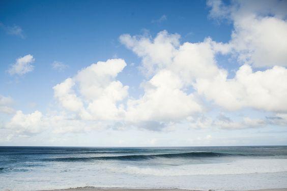 Sea, sky, sand. #caribbean