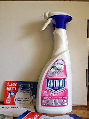 *Testbericht* Antikal FRESH mit Febreze – Glänzend sauber und der Duft? | monilooks.de - Produkttests & mehr...