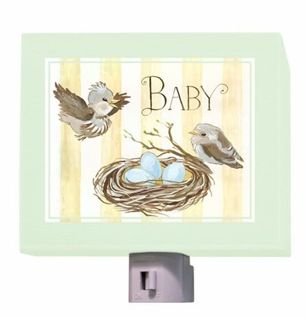 Baby Bird's Nest Nightlight