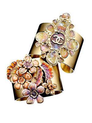 Chanel Cuffs.