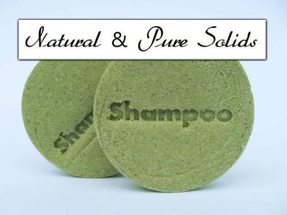 Brennesselsamenöl für gesunde Kofphaut und schönes Haar in festem Shampoo