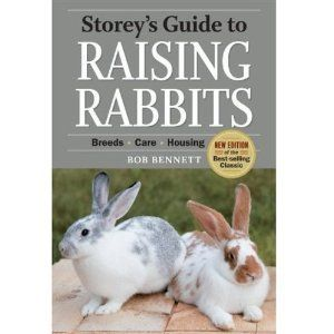 Rabbits are the best animal for a back-yard farmer. Minimal space and start-up cost. Efficient feed converters, quiet, little odor, and nutritious.