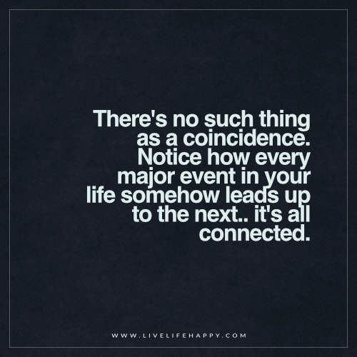 Think of an event in your life that changed you as a person?