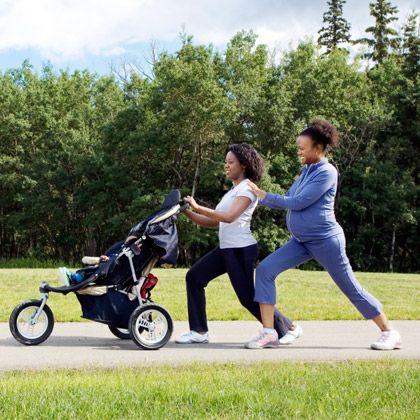Q&A about Prenatal & Post Natal Workouts #exercise #prenatal
