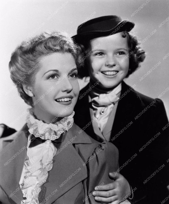 Shirley Temple Anita Louise The Little Princess 563-12