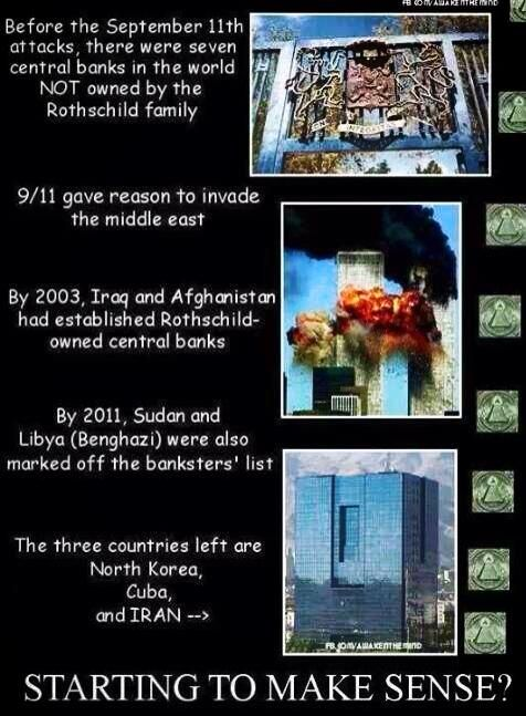 Does Operation Northwood lend a little to the credibility of 9/11 truthers?