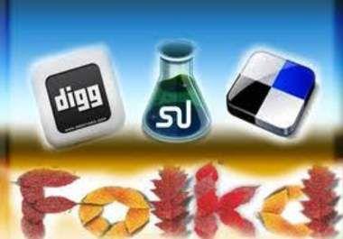 do 20 Digg, 20 Delicious, 10 stumbleupon, 10 folkd of your site or youtube video/ blog big1