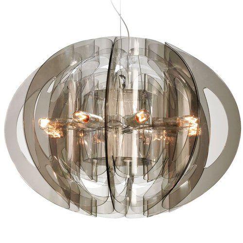 Atlante 8 Light Globe Pendant Slamp