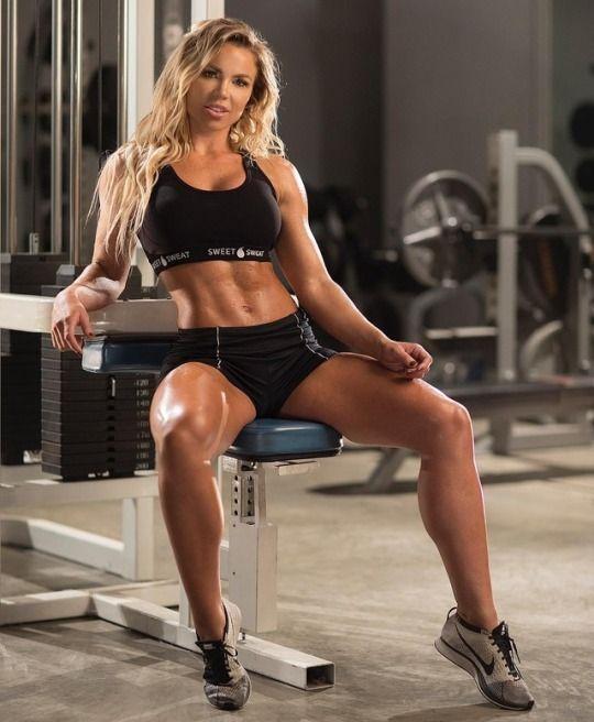 Jacked Af Fit Women Bodies Fitness Goals Fitness Models
