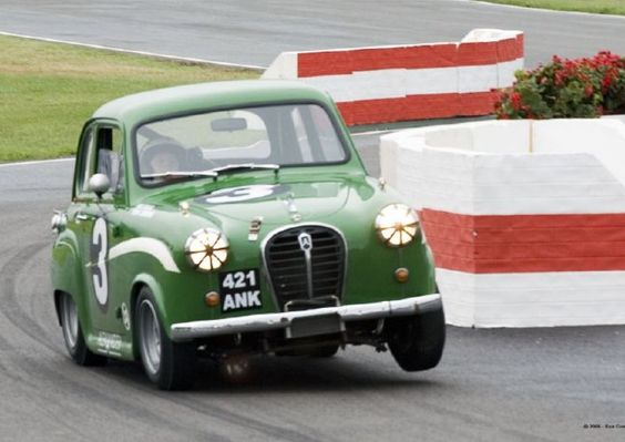 A35 at Goodwood.