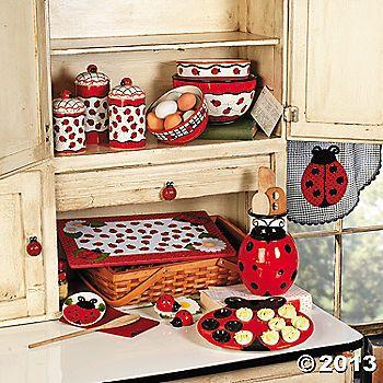 Ladybug Kitchen
