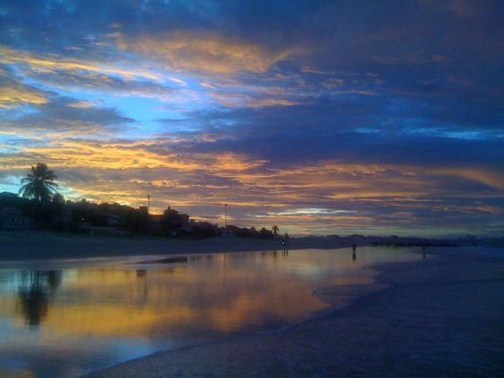 praia de Pirangi Natal - RN por Rodolfo Lucena