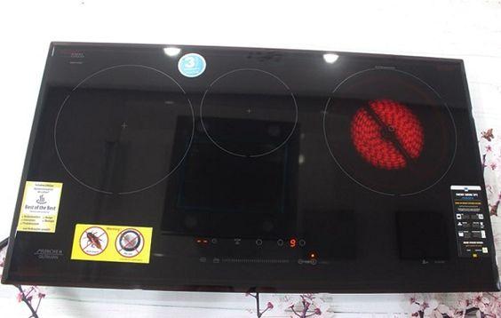 Giá bán mới nhất của bếp điện từ Munchen GM 5860