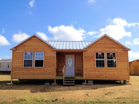 Deluxe Cabin Rent to own No Credit Check Low monthly payments
