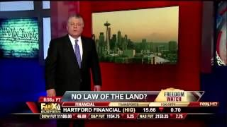 5 minute speech that got judge napolitano fired from fox news - YouTube
