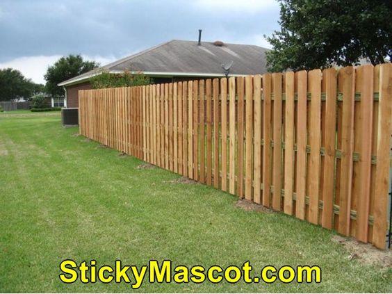 Awesome  Wood Fence 4 X 8