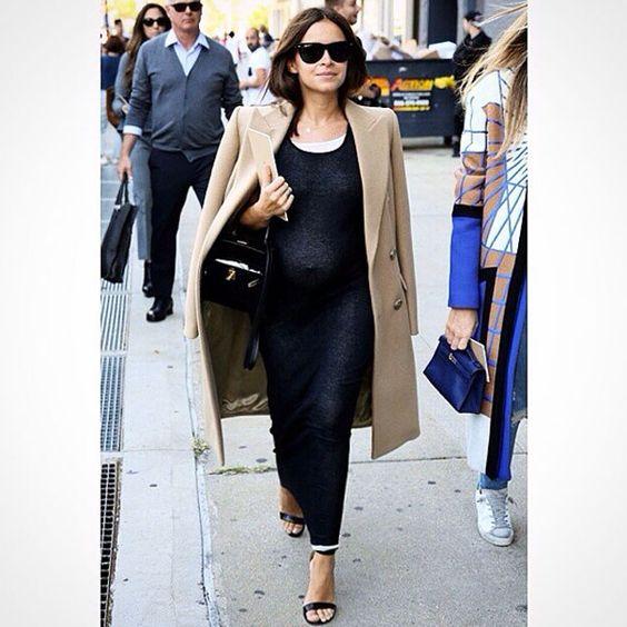 Inspiração - Pregnant style
