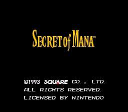 Secret of Mana ROM Download for Super Nintendo / SNES - CoolROM.com