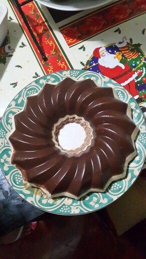 Nutella en gelatina